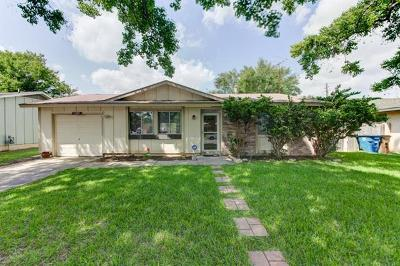 Austin Single Family Home For Sale: 4802 Turnstone Dr