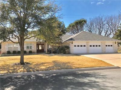 Burnet County Single Family Home For Sale: 303 Columbine St