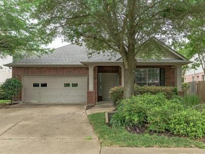 Round Rock Single Family Home Pending - Taking Backups: 109 North Field St
