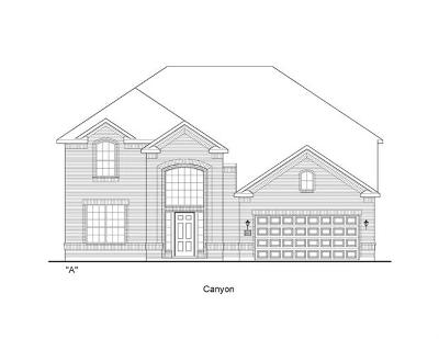 Pflugerville Single Family Home For Sale: 3824 Condor Stoop Dr
