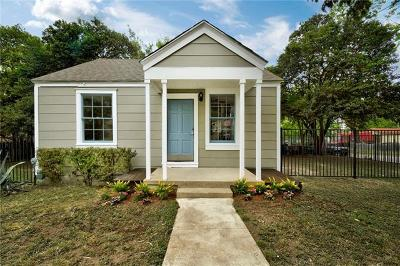 Austin Single Family Home For Sale: 5010 Avenue F