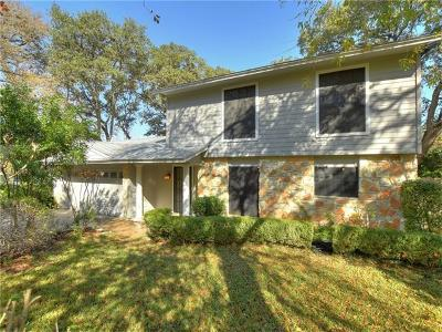 Austin Single Family Home For Sale: 1004 Durham Dr