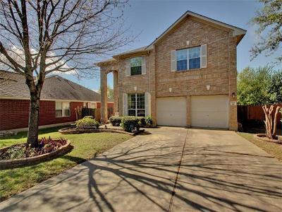 Pflugerville Single Family Home For Sale: 1705 Brandon Keller Ct