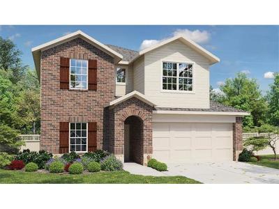 Cedar Park Single Family Home For Sale: 1403 Brashear Ct