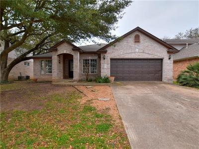 Cedar Park Single Family Home For Sale: 1110 Old Mill Rd