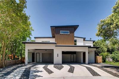 Single Family Home For Sale: 1405 Camelot Cir #A