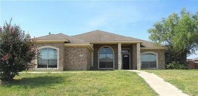 Killeen Single Family Home For Sale: 3401 Maid Marian Cir