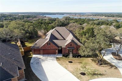 Georgetown Single Family Home For Sale: 200 Lake Rim Cir