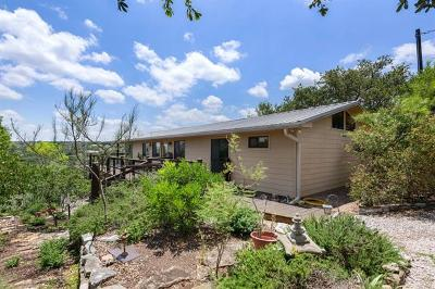 Burnet Single Family Home Pending - Taking Backups: 1017 County Road 130