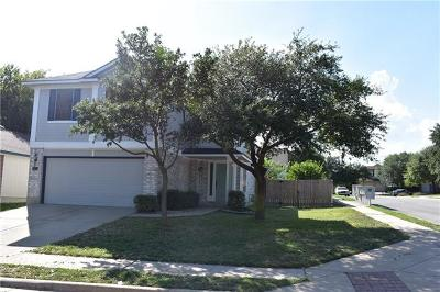 Pflugerville Single Family Home For Sale: 1165 Kentra Dr