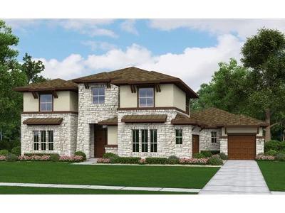 Cedar Park Single Family Home Pending - Over 4 Months: 3306 Hidden Hills Ln