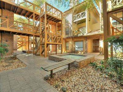 Austin Condo/Townhouse For Sale: 806 W 24th St #111