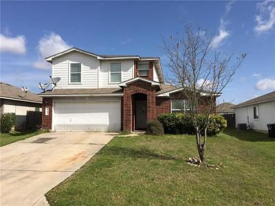 Hutto Single Family Home Pending - Taking Backups: 109 Steven St