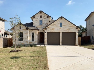 Travis County Single Family Home For Sale: 13225 Cardinal Flower Dr