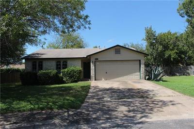 Single Family Home Pending - Taking Backups: 301 Hickok Ct