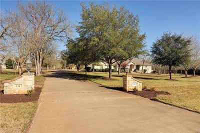 Bastrop County Single Family Home For Sale: 134 Musket Dr