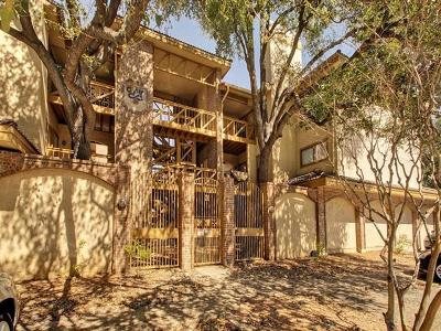 Austin Condo/Townhouse For Sale: 806 W 24th St #229