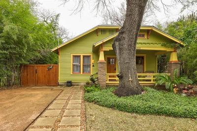 Austin TX Single Family Home For Sale: $1,230,000