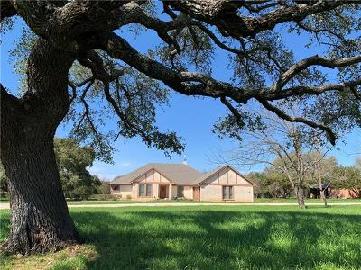 Burnet County Single Family Home For Sale: 5700 Fm 3509