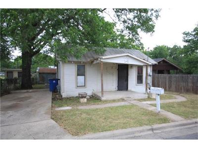 Austin Single Family Home For Sale: 6204 Vera Ln
