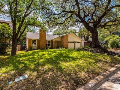 Hays County, Travis County, Williamson County Single Family Home For Sale: 6801 Stage Coach Trl
