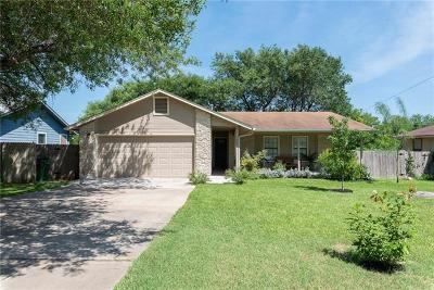 Round Rock Single Family Home Pending - Taking Backups: 1305 Greenlawn Blvd