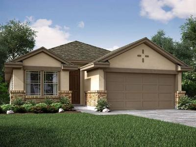 Round Rock TX Single Family Home For Sale: $270,790