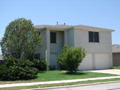 Pflugerville Single Family Home For Sale: 1706 Willow Bluff Dr