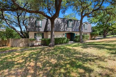 Austin Single Family Home For Sale: 8507 Adirondack Trl