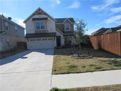 Liberty Hill Single Family Home For Sale: 261 Andele Way