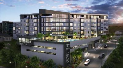 Austin TX Condo/Townhouse For Sale: $465,000