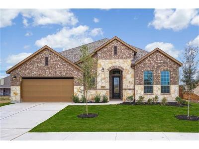 Liberty Hill Single Family Home For Sale: 104 Regents Ln