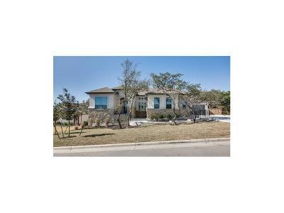 Austin Single Family Home Active Contingent: 255 Big Horn Cir