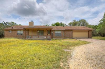 Georgetown Single Family Home For Sale: 123 Apache Trl