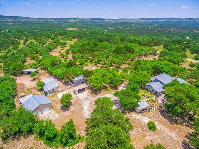 Wimberley Single Family Home Pending - Taking Backups: 555 Lakeside Dr
