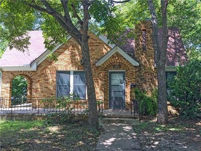 Austin Rental For Rent: 3800 Avenue H