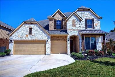 Leander Single Family Home For Sale: 1101 Tabernash Dr