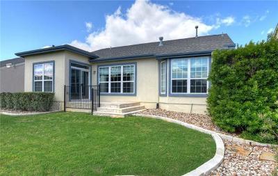 Georgetown Single Family Home For Sale: 306 Cobalt Cv