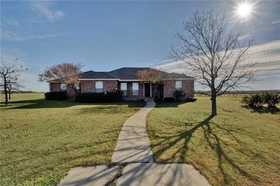 Hutto Single Family Home Pending - Taking Backups: 1335 County Road 134