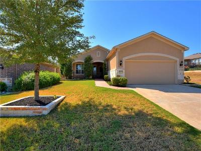 Georgetown Single Family Home For Sale: 923 Dome Peak Ln