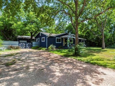 Buda, Kyle Single Family Home Pending - Taking Backups: 110 Rose St
