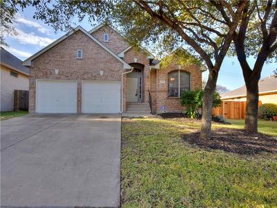 Travis County Single Family Home For Sale: 13526 Lamplight Village Ave