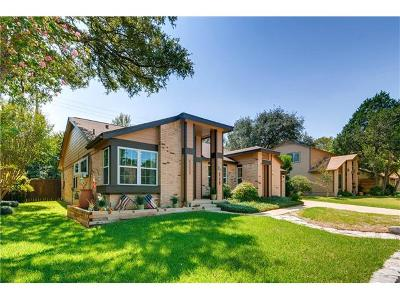 Travis County Single Family Home For Sale: 4409 Bridlewood Dr