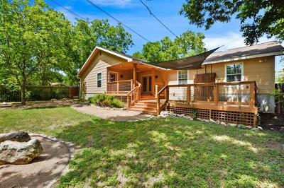 Austin Single Family Home For Sale: 6711 Notre Dame Dr