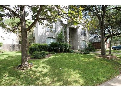 Travis County Single Family Home For Sale: 6110 Blanco River Pass
