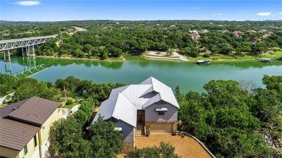 Spicewood Single Family Home For Sale: 3508 S Pace Bend Rd
