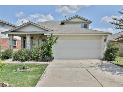 Pflugerville Single Family Home For Sale: 14209 Sumatra Ln