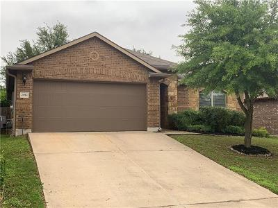 Single Family Home For Sale: 2012 Christoff Loop