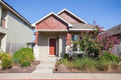 Austin Single Family Home Pending - Taking Backups: 4513 Kind Way