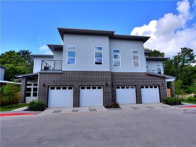Austin TX Condo/Townhouse For Sale: $729,900